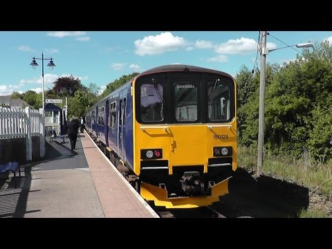 Gunnislake To Plymouth - First Great Western Class 150 21/05/14