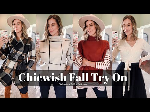 Chicwish Fall Try On