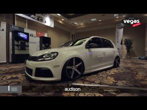 Audison Thesis II Golf R