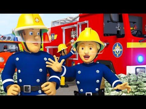 Sam a tűzoltó | A mama segítsége - A legjobb mentési kalandok | összeállítás | Sam a tűzoltó Mese letöltés