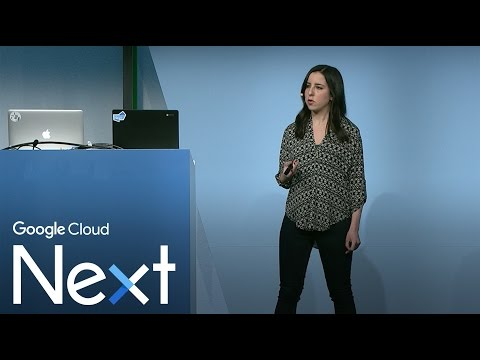 Machine Learning APIs by Example (Google Cloud Next