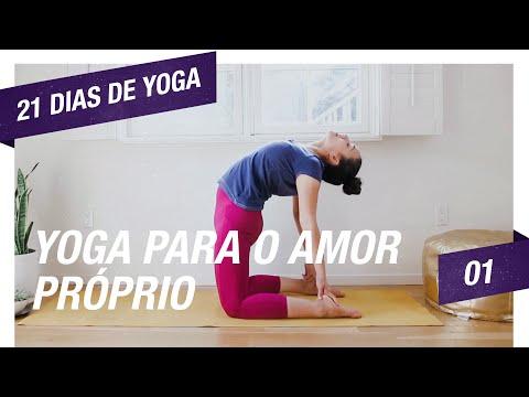 Yoga | Dia 1 : Eu Sou Amor  -  Pri Leite