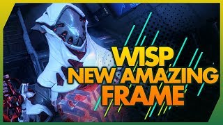 Warframe: Wisp Build & Review - INCREDIBLE Buffs, Crowd Control & Support