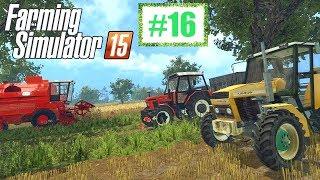 Nowy Bizon i nowe traktory - Farming Simulator 15 (Boluśowo V6) #16, gameplay pl