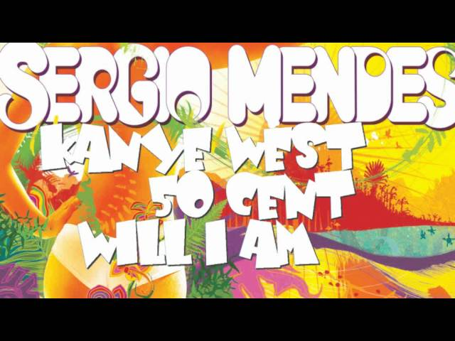 Sergio Mendes feat Will I Am Kan - Funky Bahia