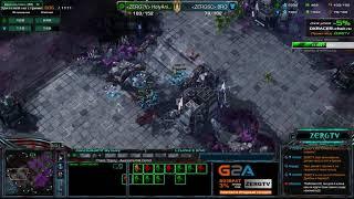 ★ Одарённый зритель из бронзы  | StarCraft 2 с ZERGTV ★