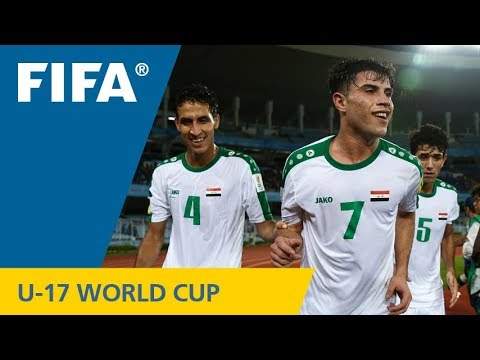 Match 24: Iraq v Chile – FIFA U-17 World Cup India 2017