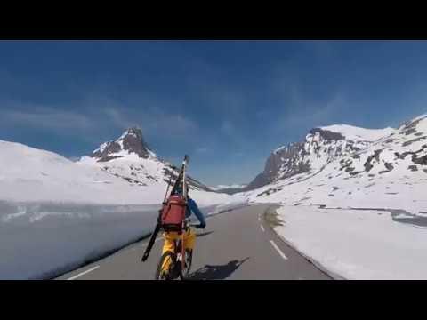 Thumbnail: Bike & Ski Trollstigen