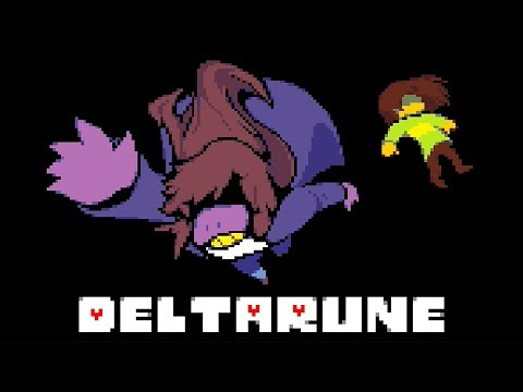 TOBY FOX RELEASED UNDERTALE 2!! NOT CLICKBAIT [Deltarune #1]
