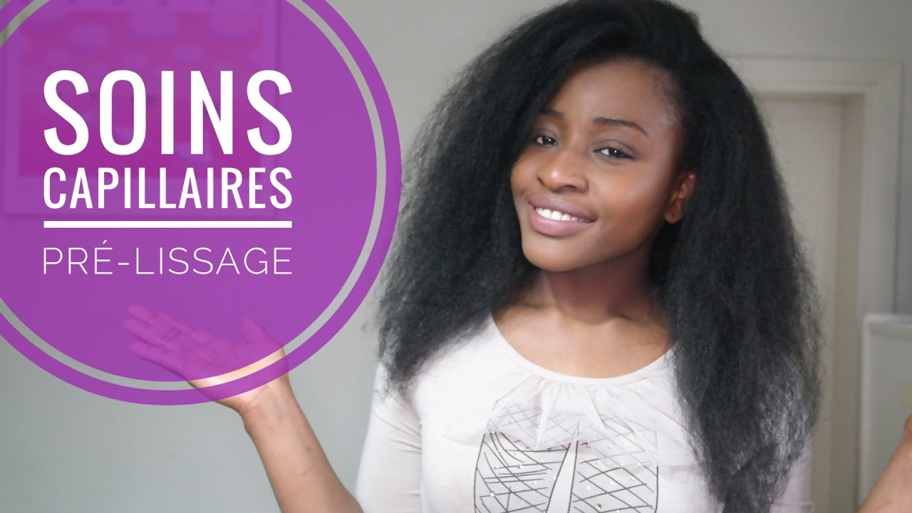 cheveux cr pus produits utilis s pour le brushing lissage youtube
