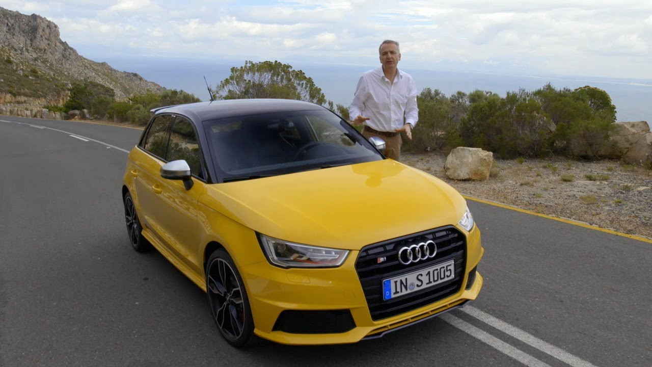 2015 audi s1 sportback world premiere youtube. Black Bedroom Furniture Sets. Home Design Ideas