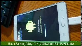update samsung galaxy j7 sm j700h to android 6 0 1 marshmallow