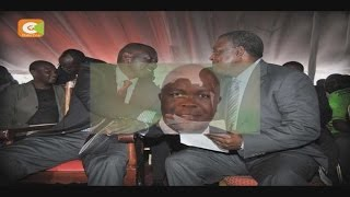 DP Ruto reveals why his former boss Jirongo is bitter with him