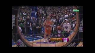 2010 NBA Slam dunk contest FULL part 1