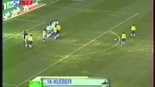 2002 (February 6) Saudi Arabia 0-Brazil 1 (Friendly).mpg