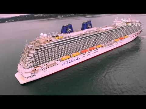 P&O Cruises | Britannia | Sea Trials