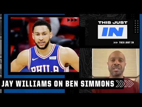 Ben Simmons is not in a good place with the 76ers - Jay Williams | This Just In