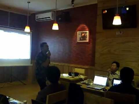 EFT Healing with 1 Jam Profit Traders at Rock N Ron Cafe, Jakarta Barat