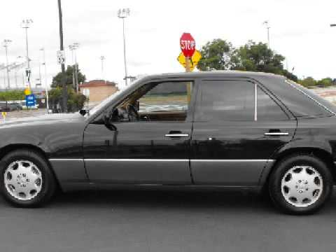 Used 1994 mercedes benz e320 belmont ca 94002 youtube for Mercedes benz belmont