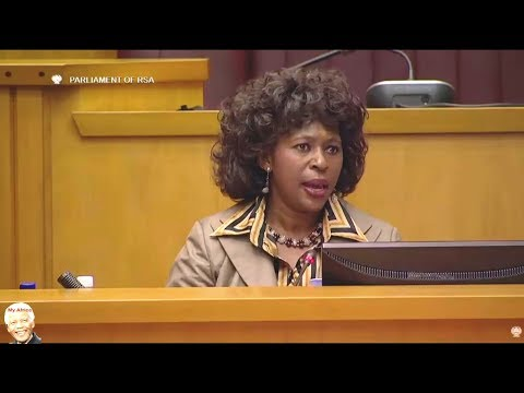 ANC Dr Khoza And Floyd Shivambu - Will She Join The EFF?