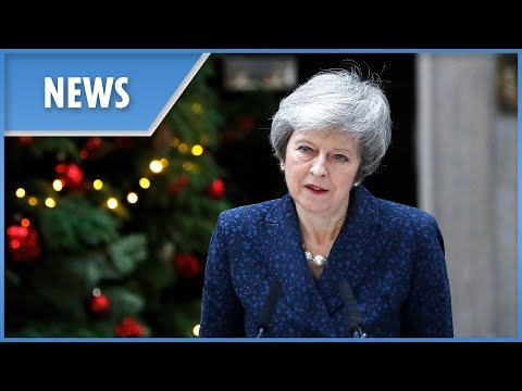 Theresa May vows to fight no-confidence vote