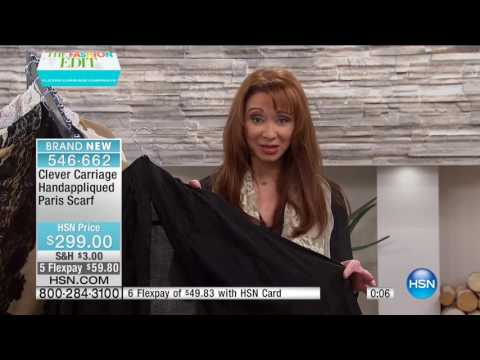 HSN | Clever Carriage Company Fashions & Accessories 03.21.2017 - 11 PM