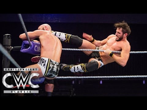 Johnny Gargano vs. Tommaso Ciampa - First Round Match: Cruiserweight Classic, Aug. 3, 2016