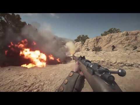 Battlefield 1 - The Gallipoli Campaign (No HUD)