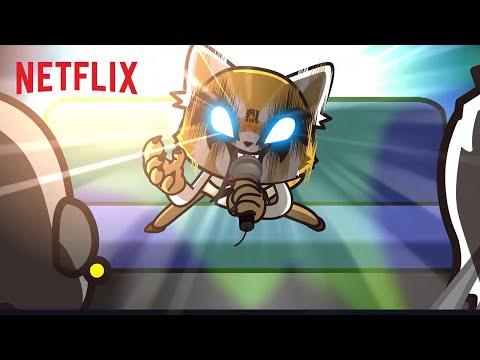 Aggretsuko | Tráiler oficial | Netflix España