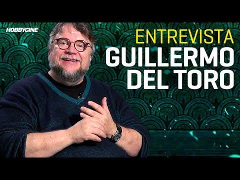 Entrevista a Guillermo del Toro (La forma del agua)