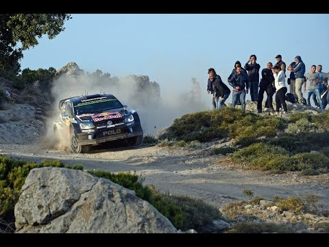 2015 Rally Italy -- Day 1