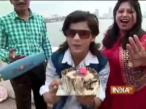 Chakravartin Ashoka Samrat: Watch Celebrations of Siddharth's Birthday - India TV