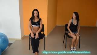 Стрип пластика урок № 9  Танец со стулом  Валентина Нужда #cтрип #cтриппластика #Stripplastic