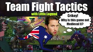 TFT BRAWLERS TIME  with Little Legend | Teamfight Tactics | TFT | League of Legends Auto Chess
