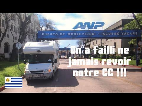 #10 SHIPPING: Comment récupérer son camion/camping car à Montevideo ?
