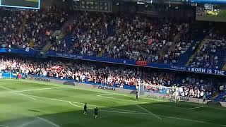 Liverpool fans  - Stamford Bride