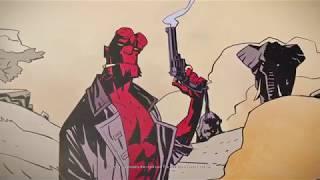 Injustice 2: Hellboy Arcade/Multiverse Ending