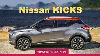 Nissan Kicks 2016 PREview Александра Михельсона смотреть