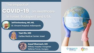 The Impact of Covid-19 on Healthcare in Israel, Budapest and USA