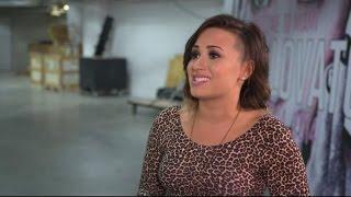 Behind the Scenes of Demi Lovato