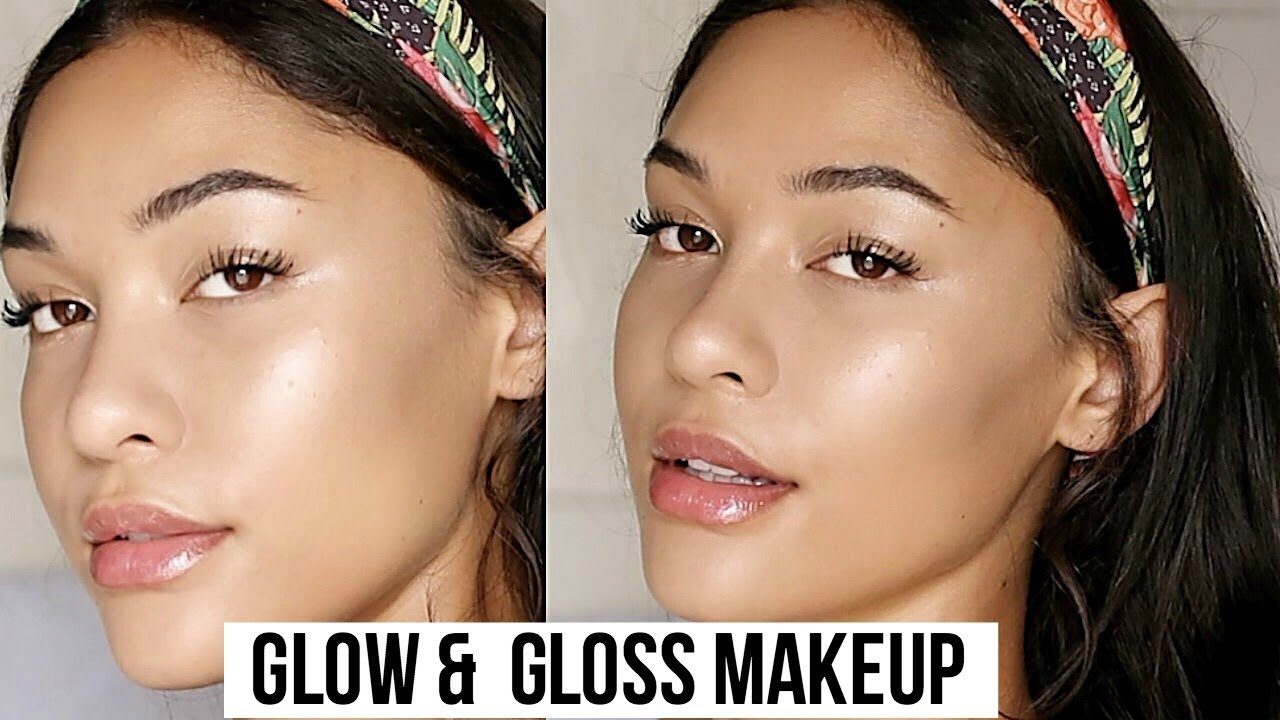 Video GLOW MAKEUP | HOW TO FAKE GOOD SKIN!