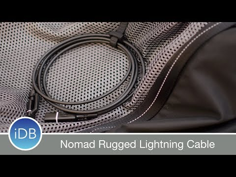 Is Nomad's New Rugged Cable the Ultimate Durable Lightning Cable?