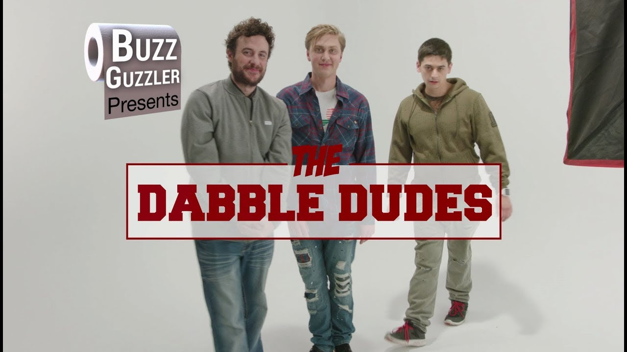 The Dabble Dudes Try On Make Up And Absolutely Love It