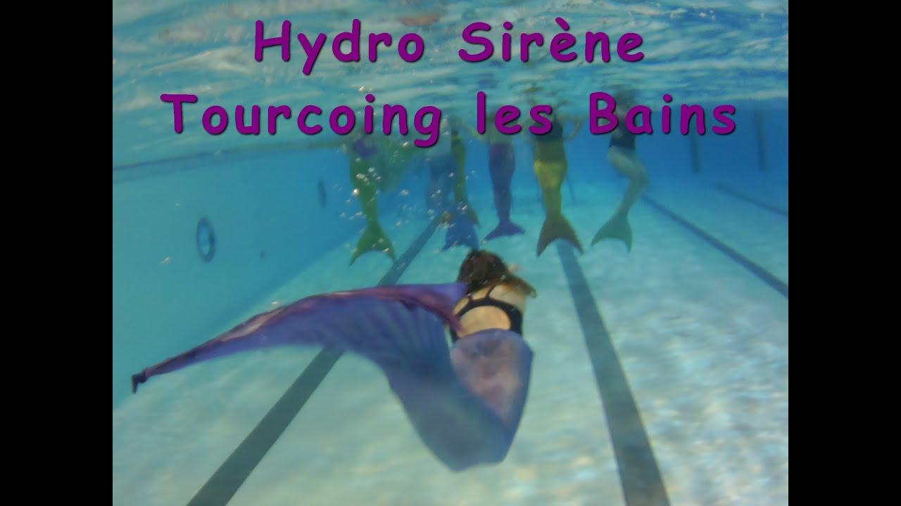 Hydro sir ne tourcoing les bains youtube for Piscine tourcoing tarif