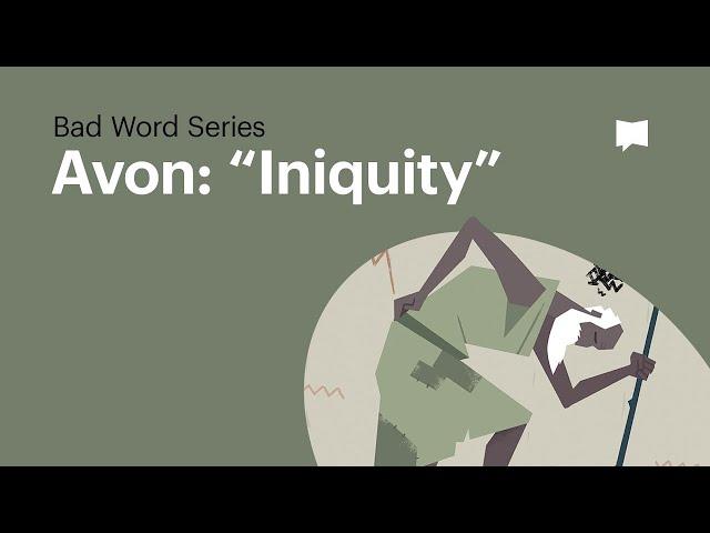 Word Study: Avon -
