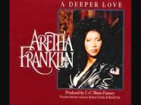 ARETHA WILLING TO FORGIVE YOU
