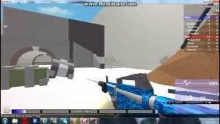 ROBLOX gameplay 1 (Fps Testing Alpha)