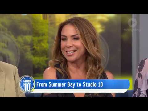 Kate Ritchie Talks 'Home & Away' + Radio Career | Studio 10