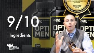 видео Opti-Men