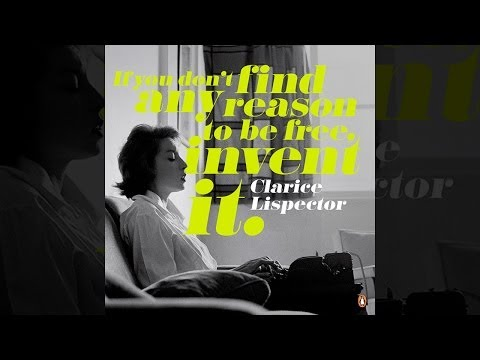 Interview with Clarice Lispector - São Paulo, 1977 (English